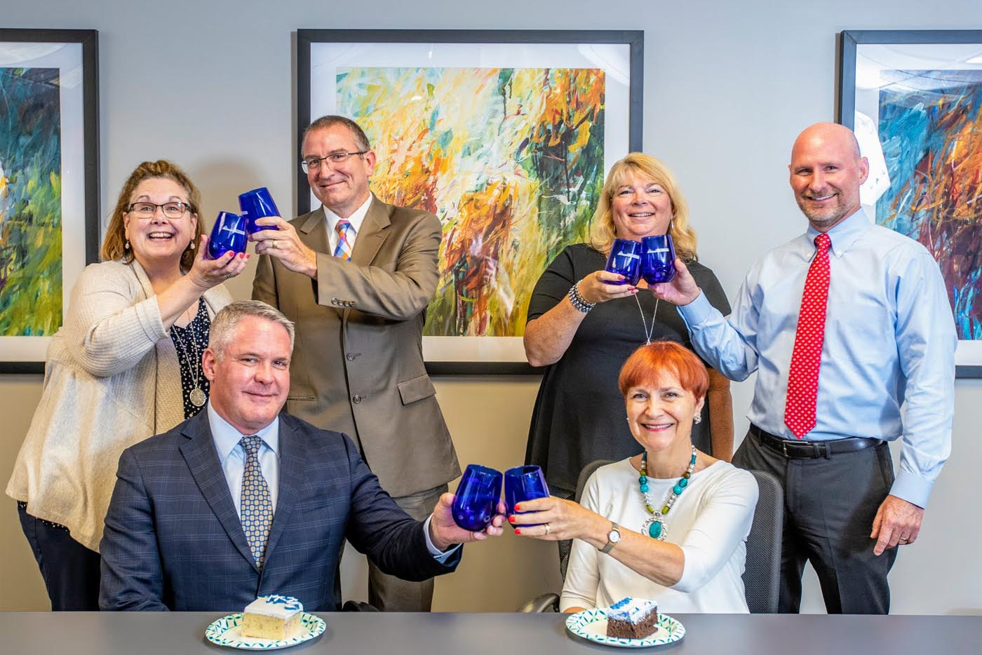 St. Andrew's and Bethesda's Home Health Celebrates 10 years